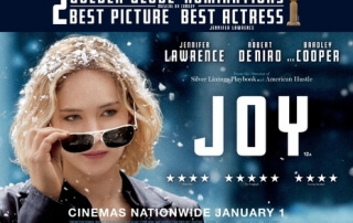 Joy (Review)