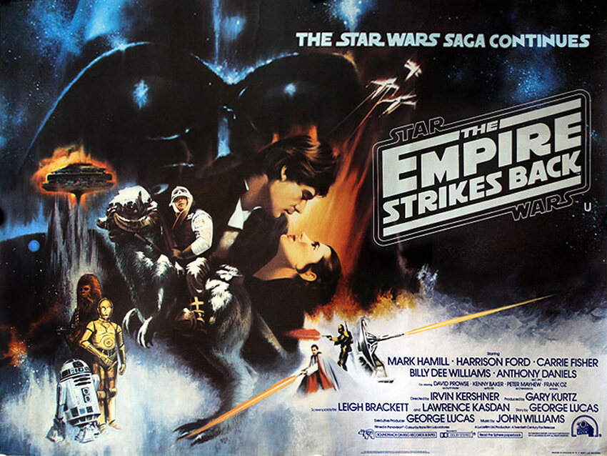 film feeder star wars episode v the empire strikes back