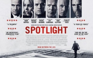 Spotlight (Review)