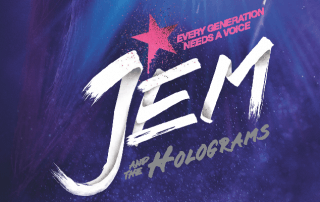 JEM AND THE HOLOGRAMS (PG)