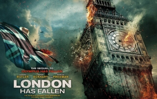 London Has Fallen (Review)