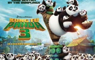 Kung Fu Panda 3 (Review)