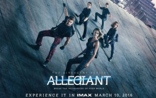 The Divergent Series: Allegiant (Review)