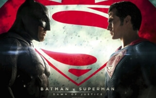 BATMAN V SUPERMAN: DAWN OF JUSTICE (12A)