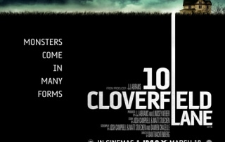 10 CLOVERFIELD LANE (12A)