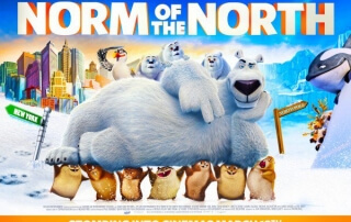 NORM OF THE NORTH (U)