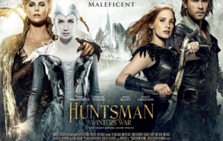 THE HUNTSMAN: WINTER'S WAR (12A)