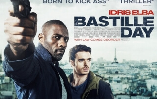 Bastille Day (Review)