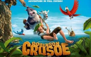 ROBINSON CRUSOE (PG)
