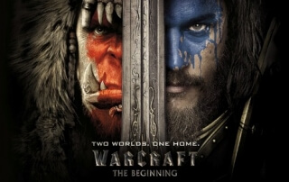 WARCRAFT: THE BEGINNING (12A)