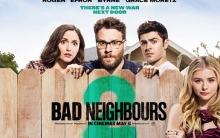 BAD NEIGHBOURS 2 (15)