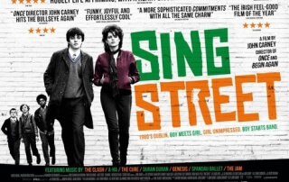 SING STREET (12A)