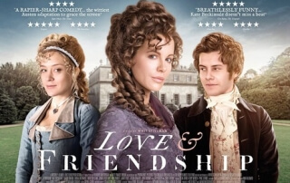 LOVE & FRIENDSHIP (U)