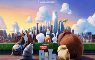 THE SECRET LIFE OF PETS (U)