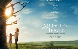 MIRACLES FROM HEAVEN (12A)