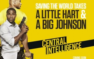 Central Intelligence (Review)