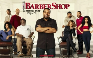 BARBERSHOP: A FRESH CUT (12A)