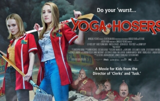 Yoga Hosers (Review)