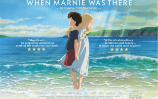WHEN MARNIE WAS THERE (U)
