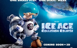 ICE AGE: COLLISION COURSE (U)
