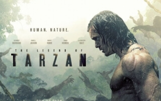 THE LEGEND OF TARZAN (12A)
