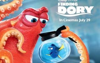 FINDING DORY (U)