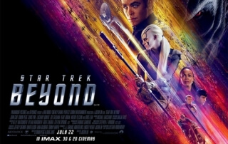 STAR TREK BEYOND (12A)