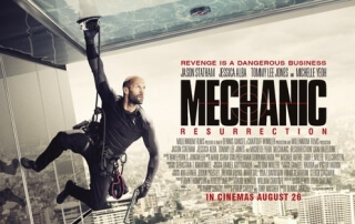 MECHANIC: RESURRECTION (15)