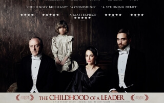 THE CHILDHOOD OF A LEADER (12A)