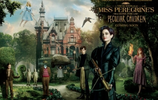 MISS PEREGRINE'S HOME FOR PECULIAR CHILDREN (12A)