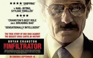 The Infiltrator (Review)