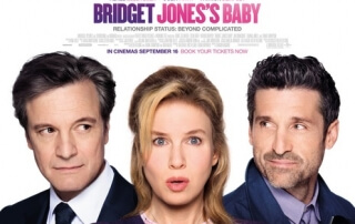 Bridget Jones's Baby (Review)