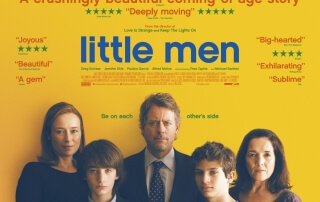 LITTLE MEN (PG)