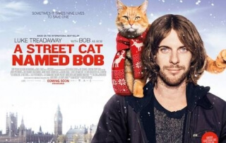 A STREET CAT NAMED BOB (12A)