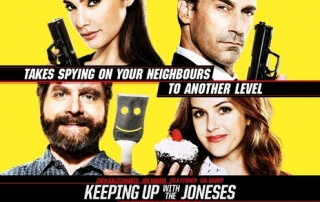 KEEPING UP WITH THE JONESES (12A)