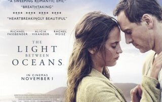 THE LIGHT BETWEEN OCEANS (12A)