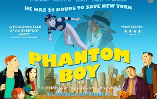 PHANTOM BOY (PG)