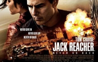 JACK REACHER: NEVER GO BACK (12A)