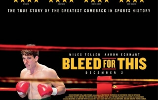 Bleed For This (Review)