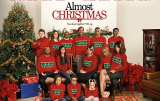 ALMOST CHRISTMAS (12A)