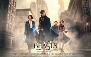 FANTASTIC BEASTS AND WHERE TO FIND THEM (12A)