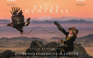 THE EAGLE HUNTRESS (U)