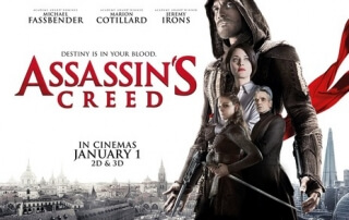 ASSASSIN'S CREED (12A)