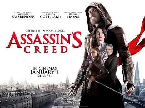 Film Feeder Assassin's Creed (Review) - Film Feeder