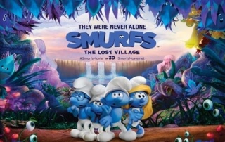 SMURFS: THE LOST VILLAGE (U)