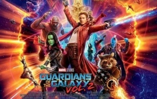 GUARDIANS OF THE GALAXY VOL. 2 (12A)