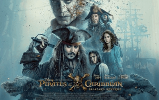 PIRATES OF THE CARIBBEAN: SALAZAR'S REVENGE (12A)