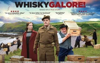 WHISKY GALORE! (PG)