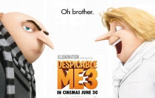 Despicable Me 3 (Review)