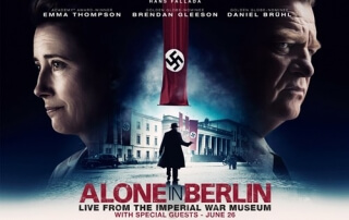 ALONE IN BERLIN (12A)